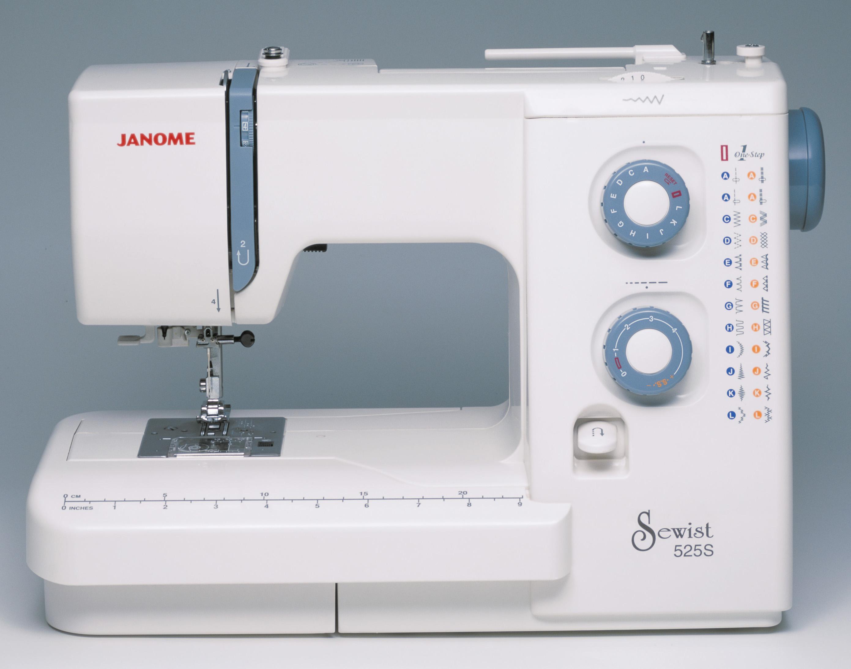 מכונת תפירה ינומה-יפן אוטומטית דגם 525 שנת 2021