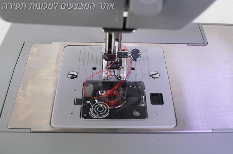 מכונת תפירה זינגר דגם 4432 SINGER HEAVY DUTY עם 7 שנות אחריות - דגם 2021