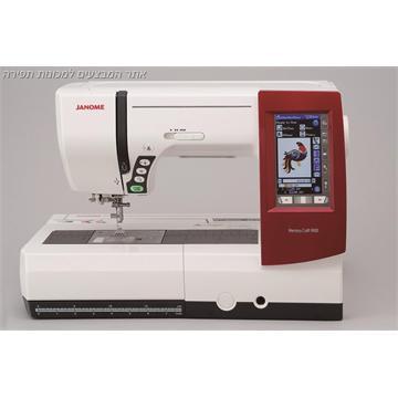 מכונת תפירה וריקמה ממוחשבת MC9900 תוצרת ינומה-יפן